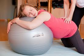 shiatsu pregnancy ball